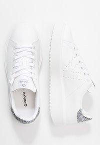 Victoria Shoes - UTOPIA PIEL - Sneakers laag - antracita - 3