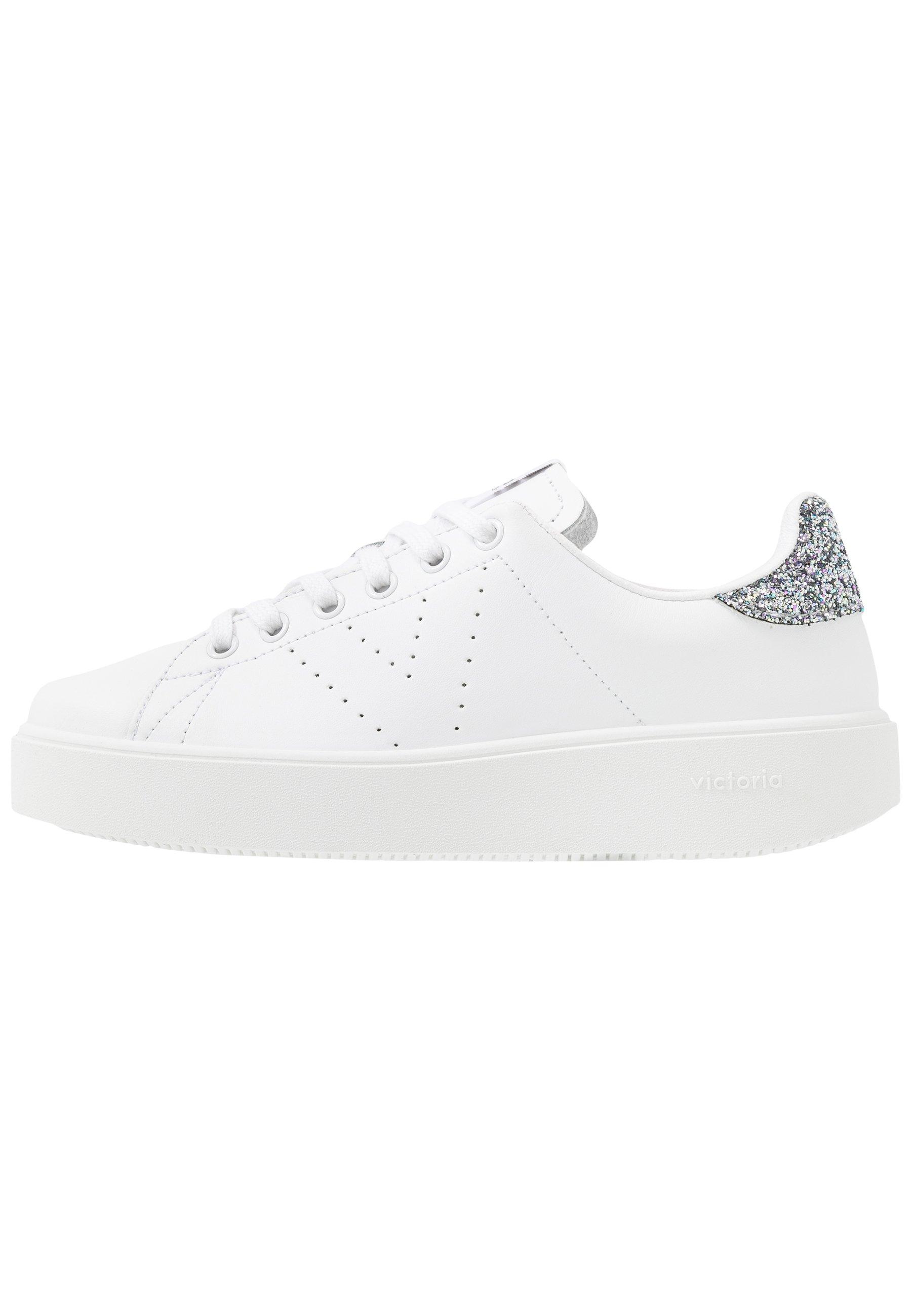 Victoria Shoes UTOPIA PIEL - Sneakersy niskie - antracita