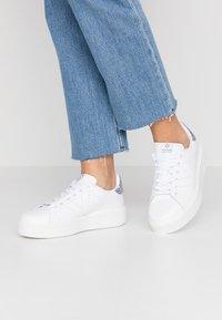 Victoria Shoes - UTOPIA PIEL - Sneakers laag - antracita - 0