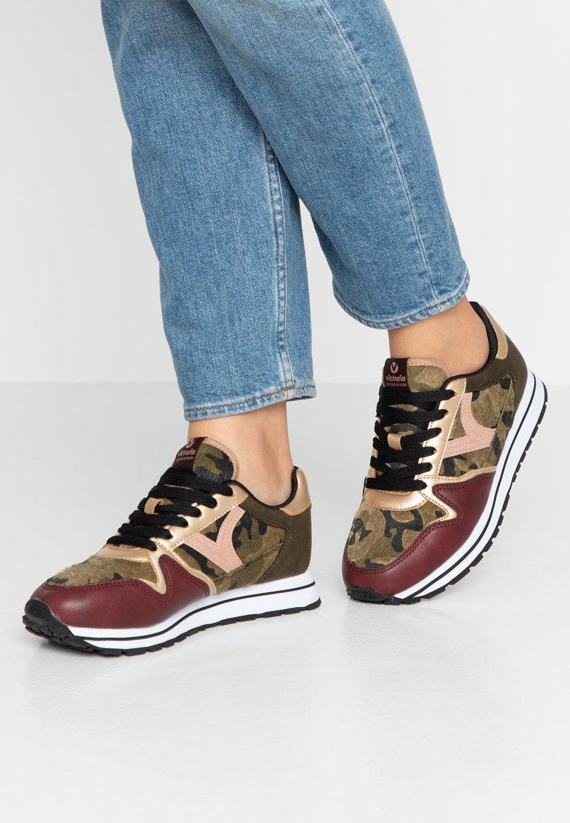 Victoria Shoes - COMETA - Sneakers - kaki