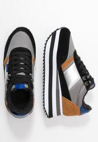Victoria Shoes - COMETA DOBLE - Trainers - azul - 3