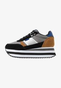 Victoria Shoes - COMETA DOBLE - Trainers - azul - 1