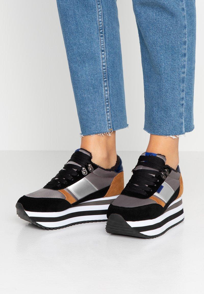 Victoria Shoes - COMETA DOBLE - Sneakers - azul
