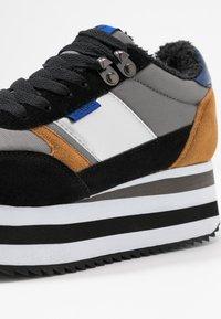 Victoria Shoes - COMETA DOBLE - Trainers - azul - 2
