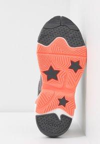 Victoria Shoes - AIRE METAL - Joggesko - black - 6