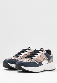 Victoria Shoes - ARISTA ANIMAL PRINT - Trainers - marino - 4