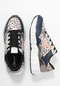 Victoria Shoes - ARISTA ANIMAL PRINT - Trainers - marino - 3
