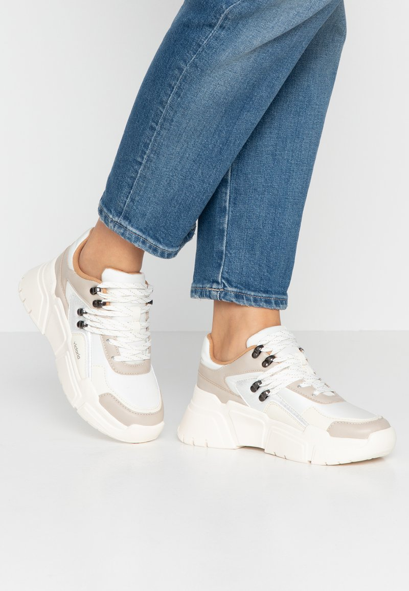 Victoria Shoes - TOTEM  - Baskets basses - blanco