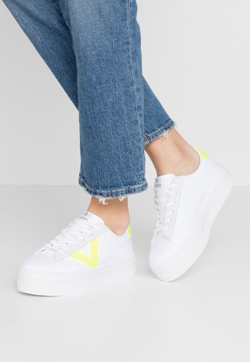 Victoria Shoes - Trainers - blanco