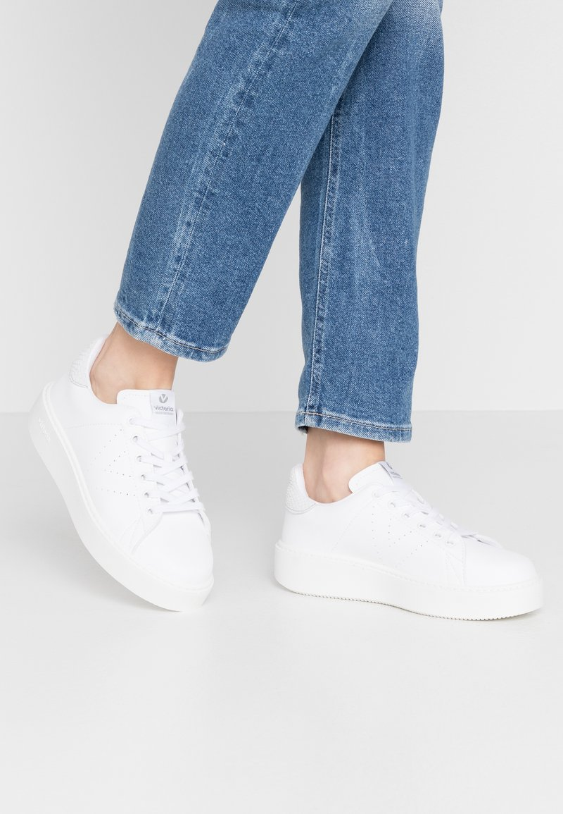 Victoria Shoes - Sneakersy niskie - blanco