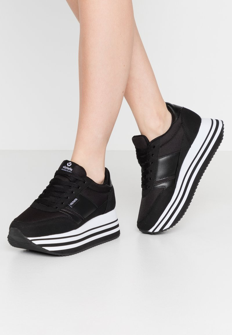 Victoria Shoes - Trainers - black