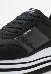 Victoria Shoes - Trainers - black - 2