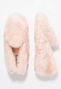 Victoria Shoes - Pantoffels - rosa - 3