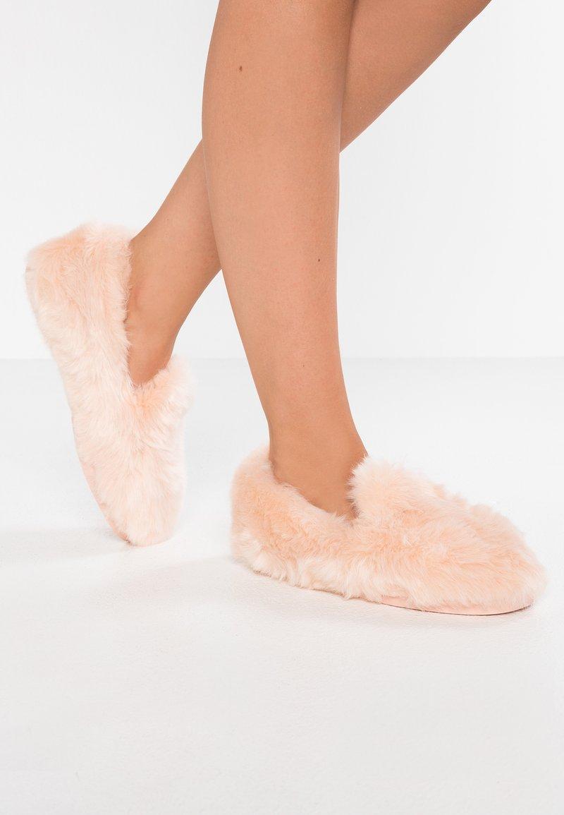 Victoria Shoes - Pantoffels - rosa