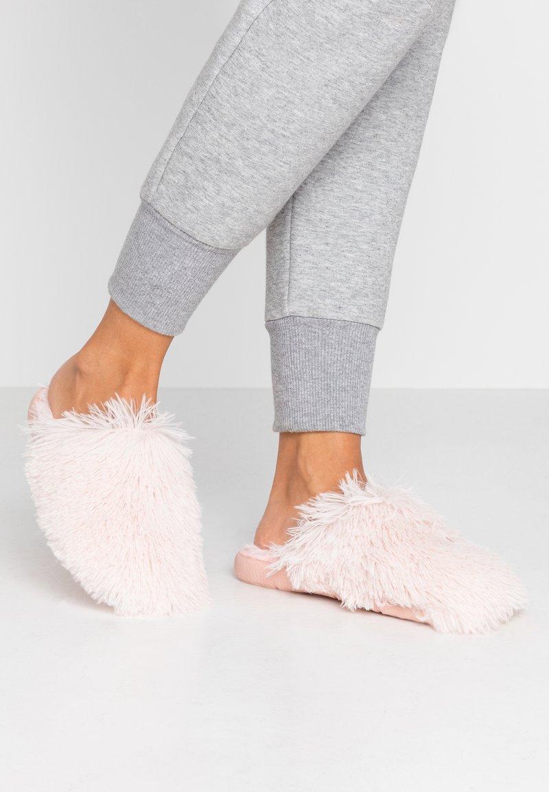Victoria Shoes - SIESTA PELO LARGO - Tøfler - rosa