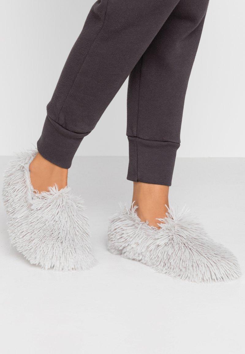 Victoria Shoes - Hjemmesko - gris