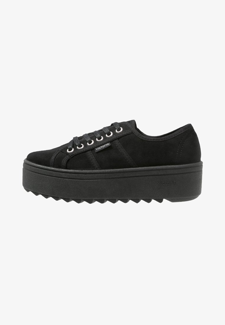 Victoria Shoes - Joggesko - negro