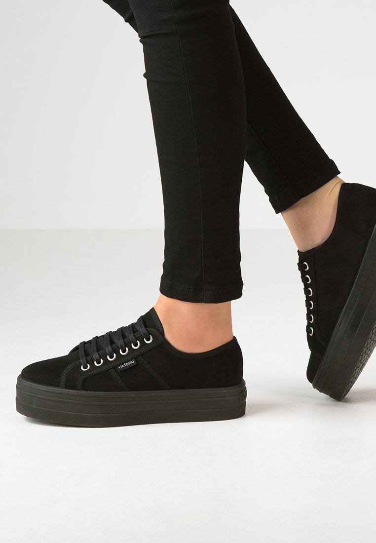 Victoria Shoes Baskets basses black