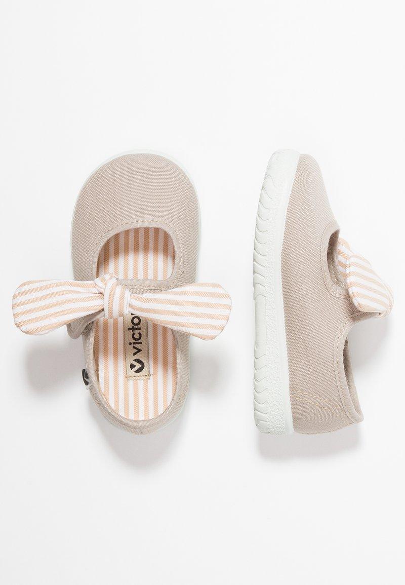 Victoria Shoes - Babies - beige