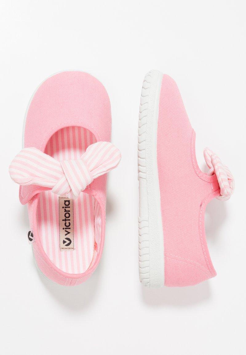 Victoria Shoes - Bailarinas con hebilla - flamingo