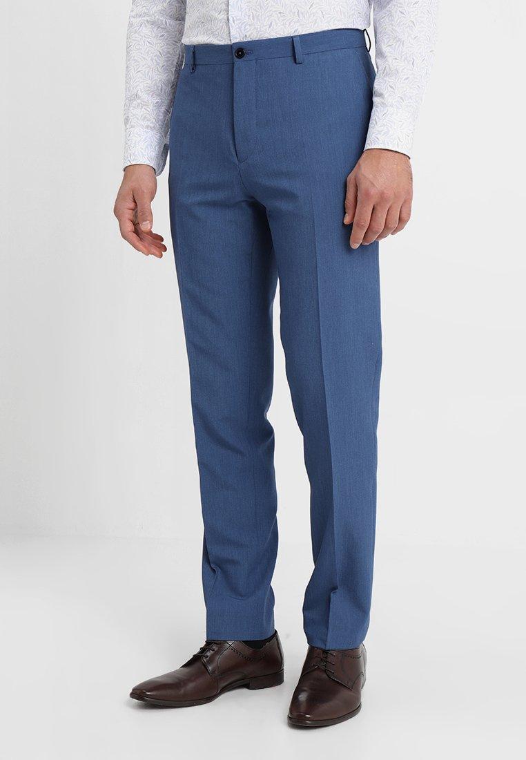 Berlin Blue Mid Suit FitCostume Slim Viggo wkXilOuZPT