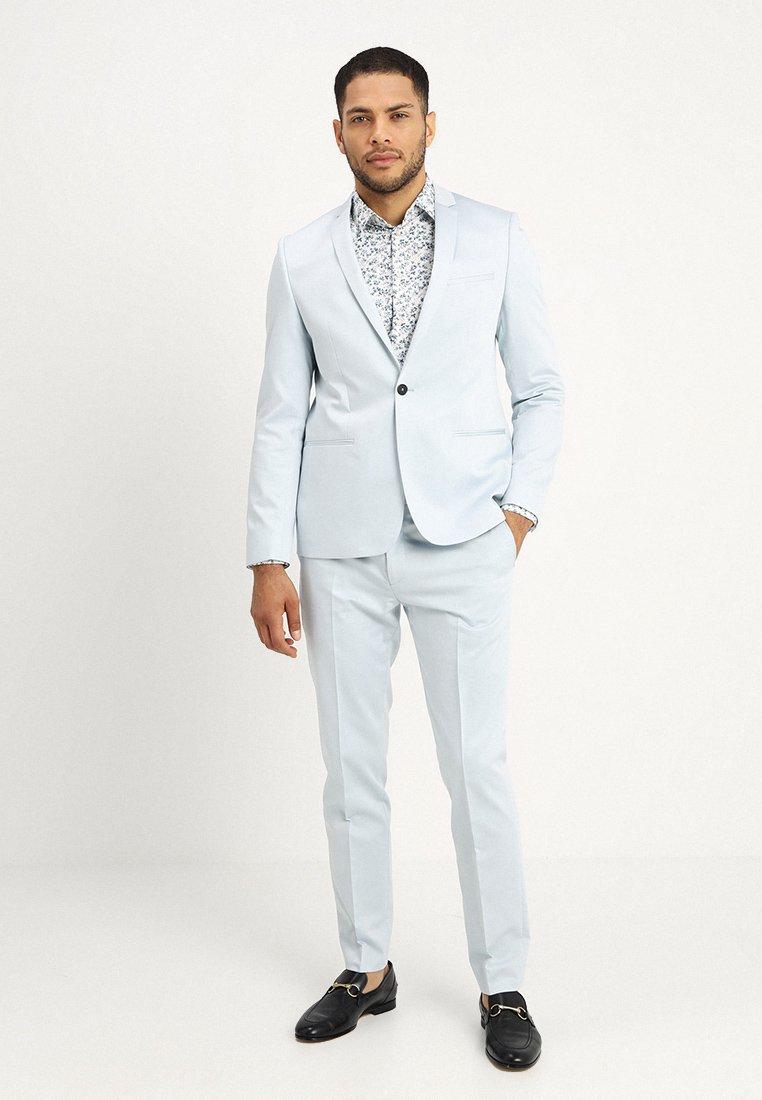 Viggo - MALMO SUIT SLIM FIT - Costume - light blue