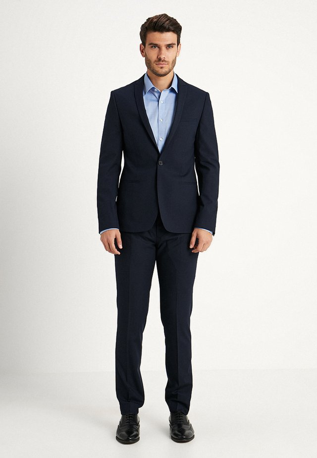 GOTHENBURG SUIT SLIM FIT - Suit - dark navy