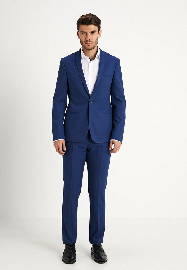 GOTHENBURG SUIT SLIM FIT - Suit - blue marine