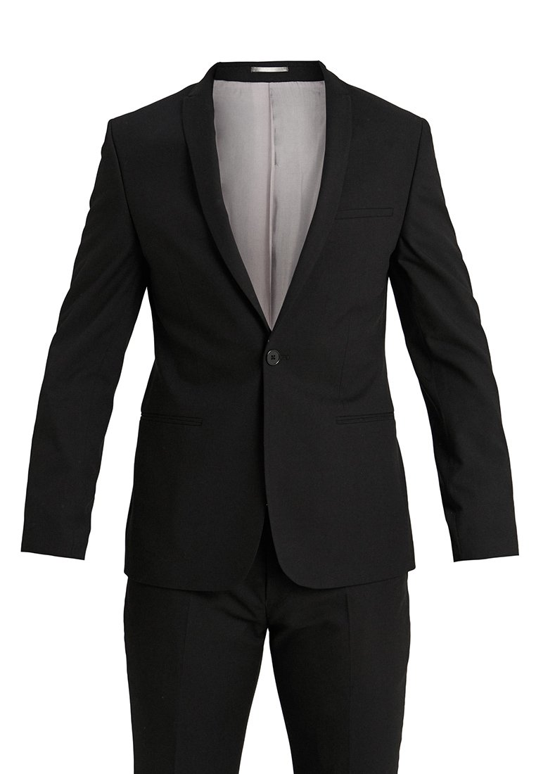 Viggo - GOTHENBURG SUIT SLIM FIT - Completo - black