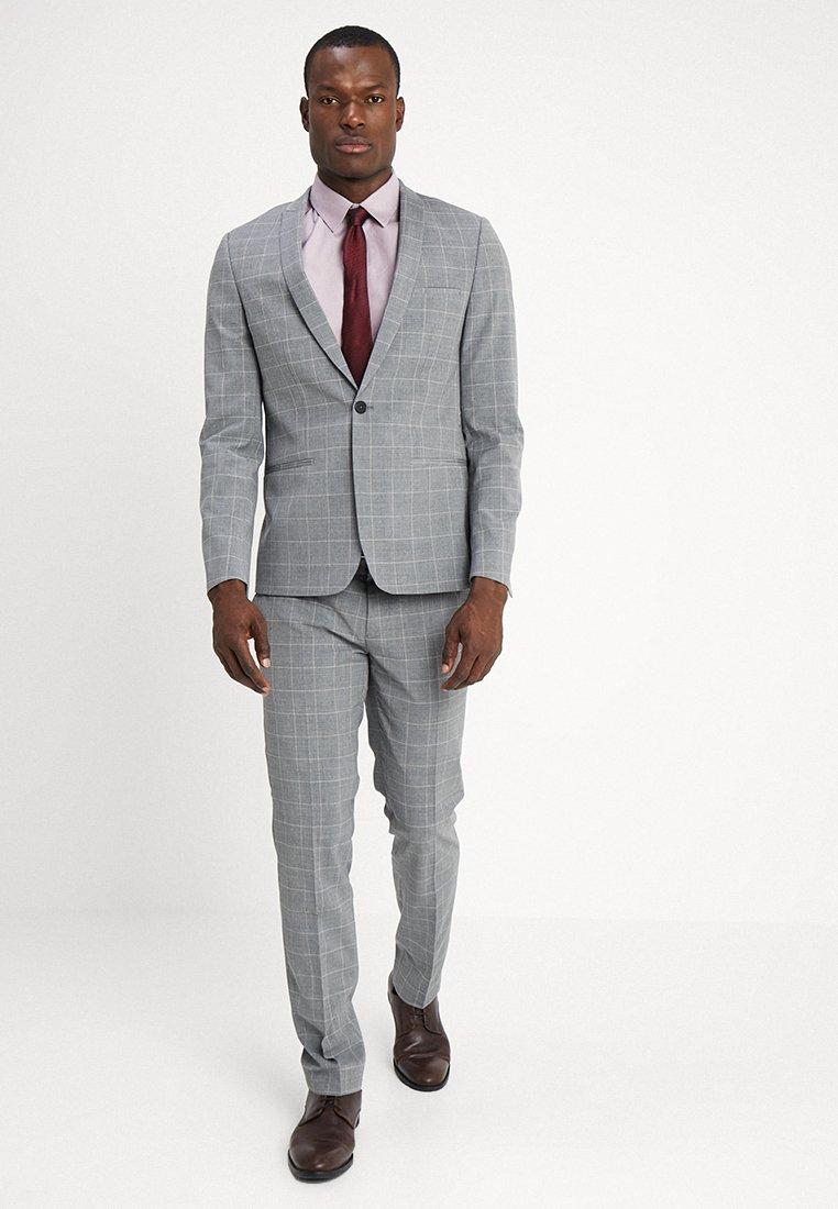 Viggo - STOCKHOLM SUIT SLIM FIT - Anzug - light grey