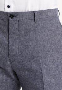 Viggo - VAXJO SUIT SLIM FIT - Suit - blue - 7