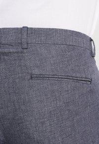 Viggo - VAXJO SUIT SLIM FIT - Suit - blue - 8