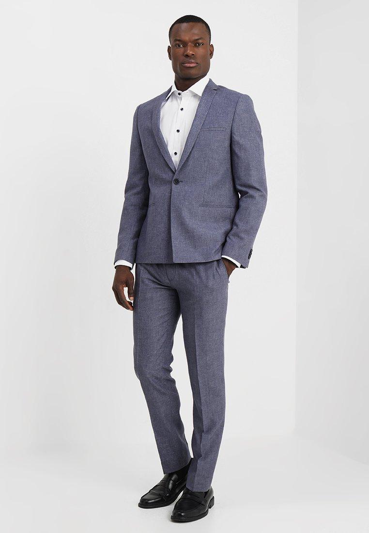 Viggo - VAXJO SUIT SLIM FIT - Suit - blue