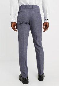Viggo - VAXJO SUIT SLIM FIT - Suit - blue - 5