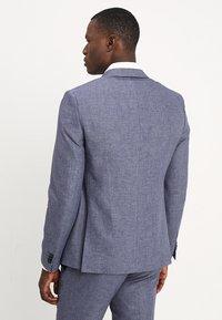Viggo - VAXJO SUIT SLIM FIT - Suit - blue - 3