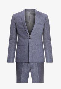 Viggo - VAXJO SUIT SLIM FIT - Suit - blue - 10
