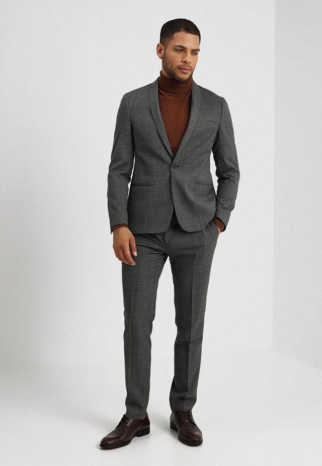 JONKOPING SUIT SLIM FIT - Oblek - grey