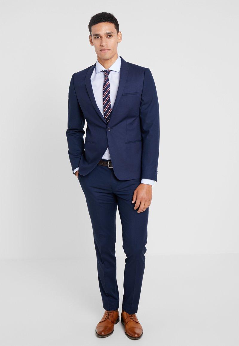 Viggo - GOTHENBURG SUIT - Oblek - dark blue