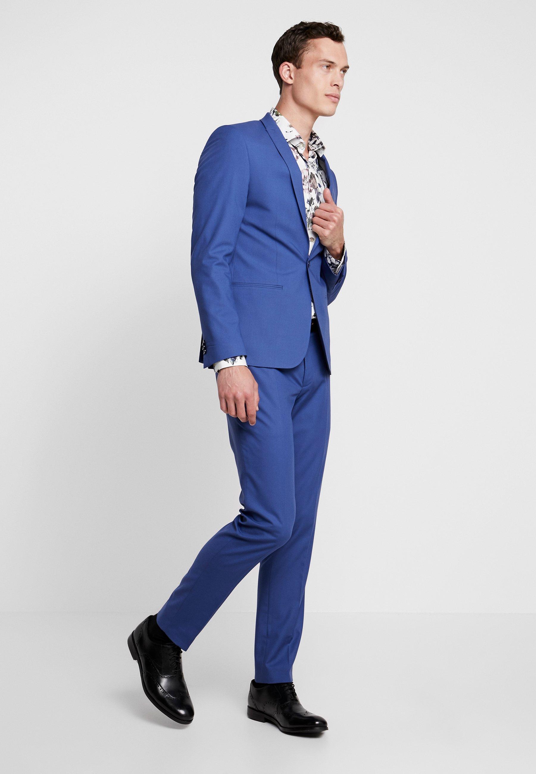 Gothenburg Denim Viggo Blue SuitCostume BxCedor