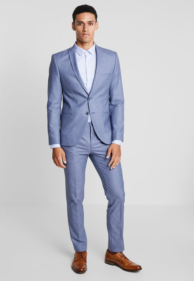 FLAM SUIT - Suit - light blue