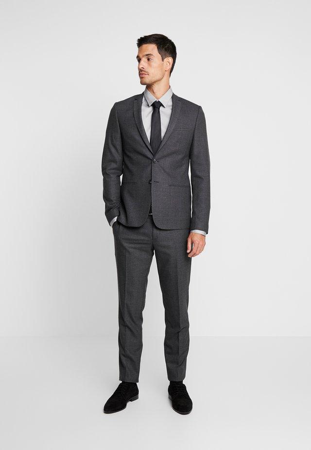 MYRDAL SUIT - Suit - charcoal
