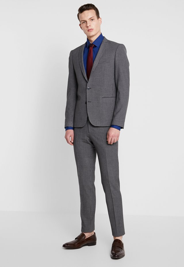 VOSS SUIT - Anzug - charcoal