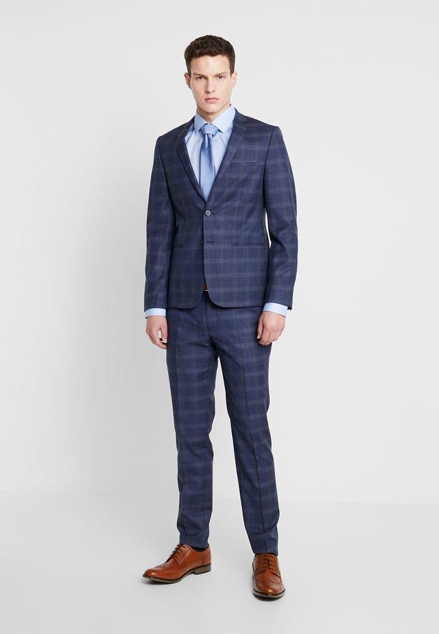 GUDVANGEN SUIT - Suit - navy