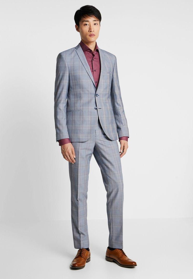 Viggo - REINE SUIT - Suit - light blue