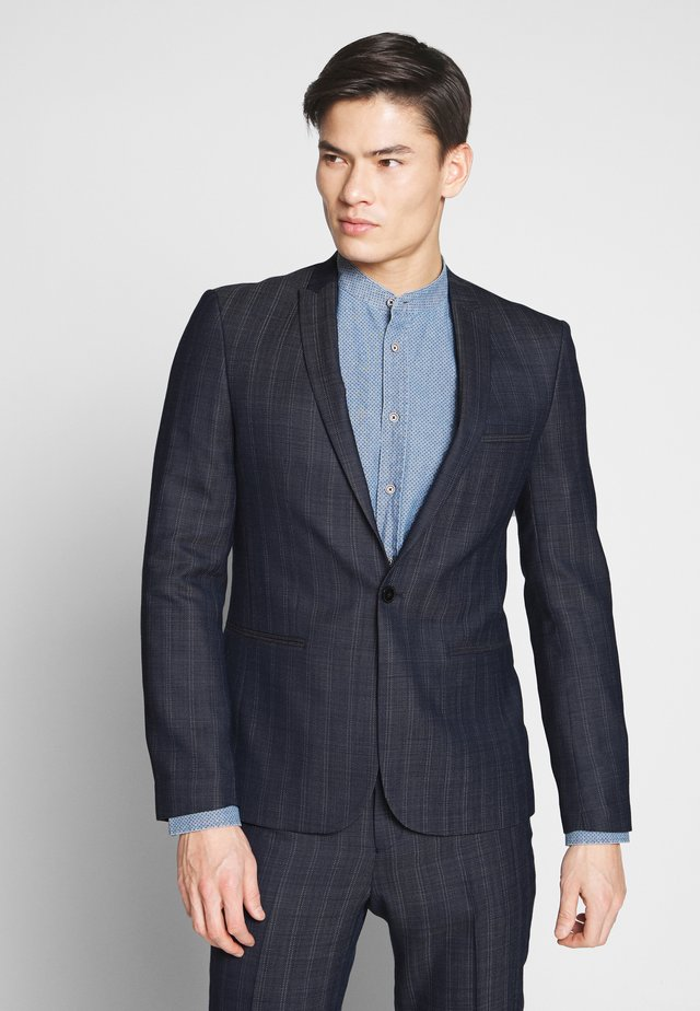 HALDEN SUIT - Oblek - navy