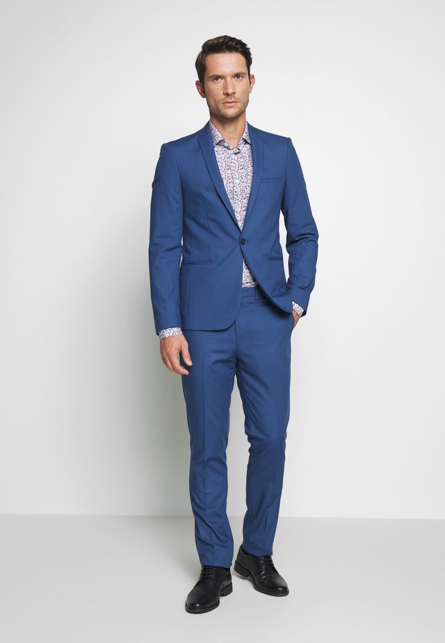 NEW GOTHENBURG SUIT - Suit - ocean blue