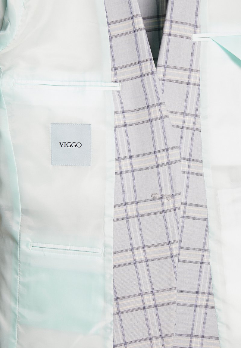 Viggo ESPOO SUIT SET - Dress - baby blue
