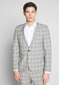 Viggo - LARVICK SUIT - Suit - grey - 0