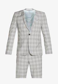 Viggo - LARVICK SUIT - Suit - grey - 9