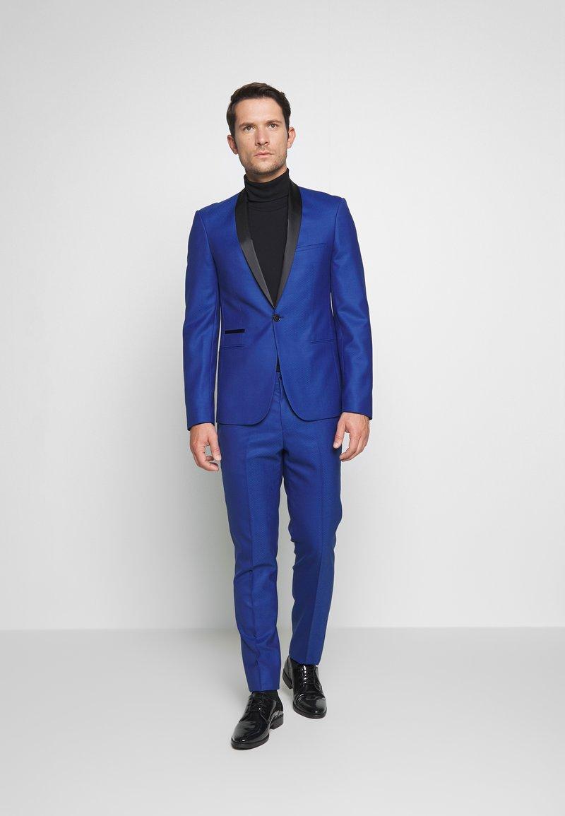 Viggo - AKEHURST SUIT - Suit - cobalt blue